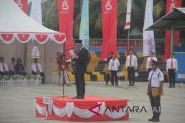 Direktur Pertamina pimpin upacara Kemerdekaan RI di Jayapura
