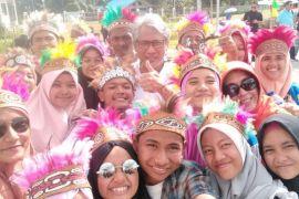 Peserta SMN Aceh kembali ke kampung halamannya