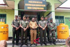 Pemkab Yalimo hibahkan tanah untuk TNI