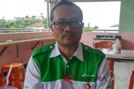 Pertamina Maluku-Papua: stok BBM aman meski distribusi terganggu