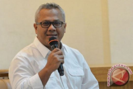 KPU: lima bakal caleg DPR eks koruptor