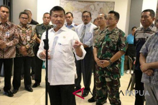 Pemprov Papua serahkan dokumen dugaan korupsi Pegubin ke KPK