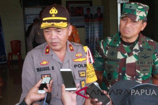 Polisi cegah konflik akibat PSU Pilgub Papua