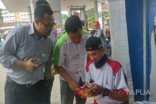 Pertamina Maluku-Papua dorong konsumen unduh aplikasi