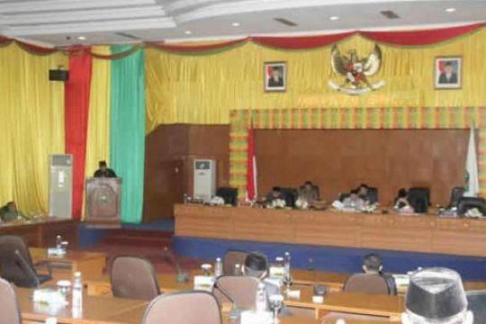 DPRD Gelar Paripurna Penyampaian Ranperda Inisiatif Pemkab Siak