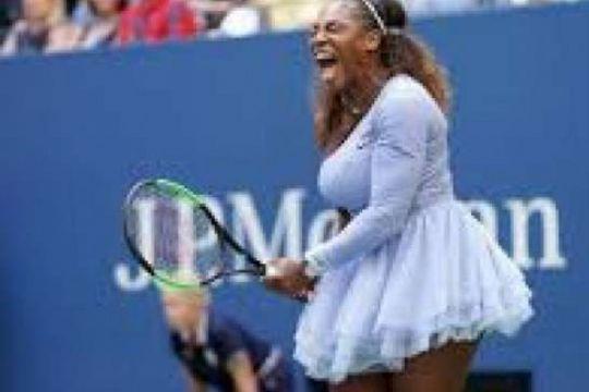 Melaju Ke Perempat Final AS Terbuka, Serena Williams Singkirkan Kaia Kanepi