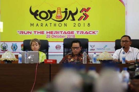 Toraja Marathon 2018 Targetkan 1500 Peserta