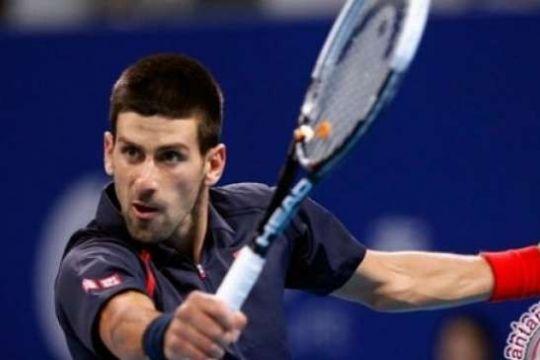Djokovic Tundukkan Zverev di ATP Finals