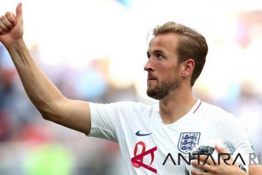 Eksekusi penalti Harry Kane antarkan Tottenham ke semifinal pertama Piala Liga
