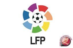 Hasil pertandingan dan klasemen Liga Spayol