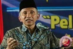 Cyber Indonesia laporkan Amin Rais terkait partai