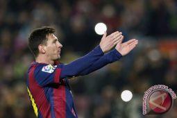 Messi bergabung dengan klub 100 gol Eropa