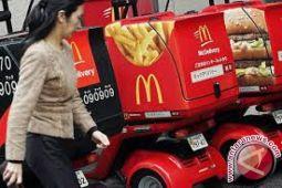 Mcdonald`s China ganti nama perusahaan menjadi Jin Gong Men