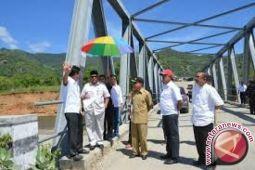 DPRD Dukung Pembangunan Jembatan Palu V