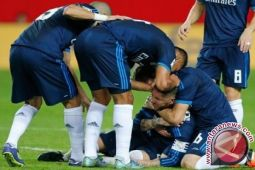 Ramos ingin lupakan saat Real dikalahkan Sevilla