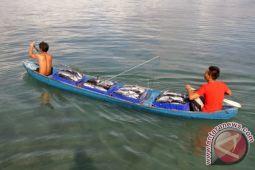 Aktivitas tangkap ikan danau lindu ditutup sementara