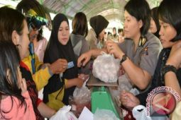 Polda Sulteng Gelar Pasar Murah