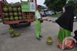 Konsumsi elpiji bersubsidi Sulteng naik 11 persen selama Ramadhan