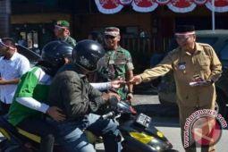Kodim Dan Pemda Poso Gelar Aku Cinta Indonesia