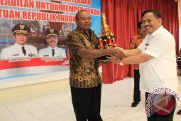 Koperasi Bina Sejahtera Parimo raih penghargaan Presiden