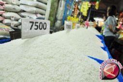 Stok beras Sulteng sampai november 2018