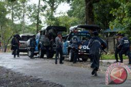 Kendaraan militer Myanmar disergap Gerilyawan Rohingya
