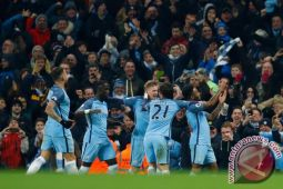 Manchester City gilas Arsenal 3-1