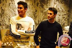 Marquez dan Pedrosa kembali kunjungi Jakarta