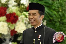 Survei: elektabilitas Joko Widodod masih tertinggi
