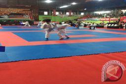 Bapomi Sulteng Raih Medali Emas Cabang Karate