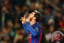 Barcelona akan tawarkan kontrak seumur hidup untuk Messi