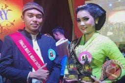 Novendra S. Azani, Duta Wisata yang bercita-cita jadi polisi
