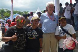 Uni Sepeda Internasional nilai TDCC Sangat Sukses