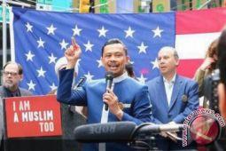 Imam Besar New York asal Indonesia galang dana bangun pesantren pertama di Amerika