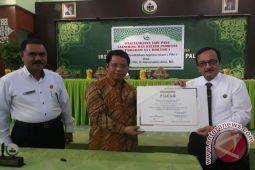 IAIN Palu Launching Pascasarjana Strata Tiga