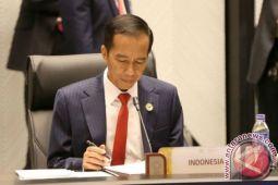 Jokowi dan sembilan kepala negara tandatangani konsensus lindungi buruh migran
