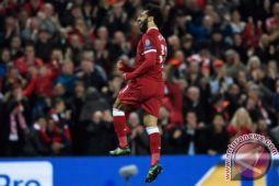 Salah inspirasi Liverpool untuk kalahkan Roma