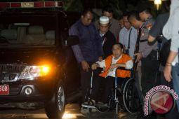 Setya Novanto masuk tahanan KPK