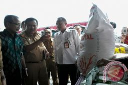 Pemprov Sulteng awasi pergerakan harga beras