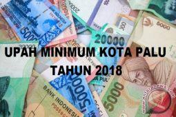 Upah Minimum Kota Palu 2018 Naik