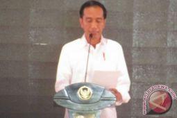 Presiden Jokowi minta kandidat pemimpin daerah jangan saling mencela