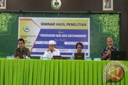 IAIN Telusuri Pembawa Masuk  Islam Di Sulteng