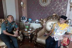 TNI Libatkan Ulama Dalam Penguatan Pancasila