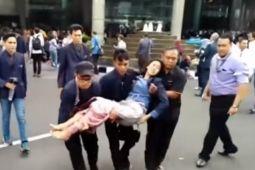Polisi: Korban luka BEI capai 72 orang