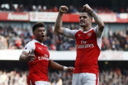 Granit bawa Arsenal melaju ke final Piala Liga