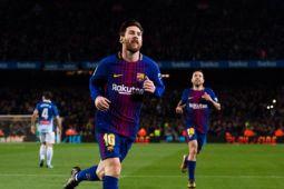 Barca amankan tiket semifinal Piala Raja