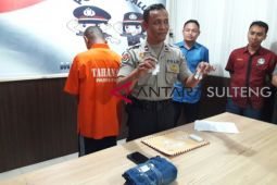 Polisi Amankan Pengedar Sabu di Rumah Kos Pacarnya