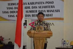 Pemkab Poso gelar rapat Forum OPD