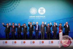 KTT Asean-Australia berakhir kecaman terhadap proteksionisme dagang