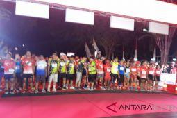Warga Palu antusias saksikan lomba marathon CCM
